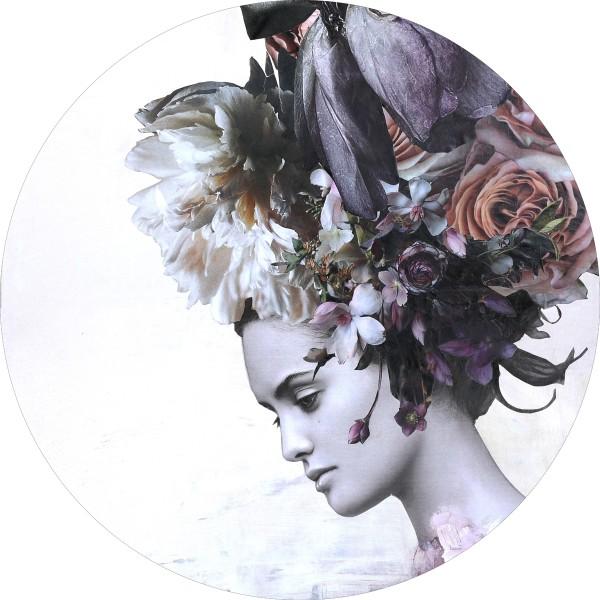 Bild Malerifabrikken 'Haute Couture 7' Circle Art