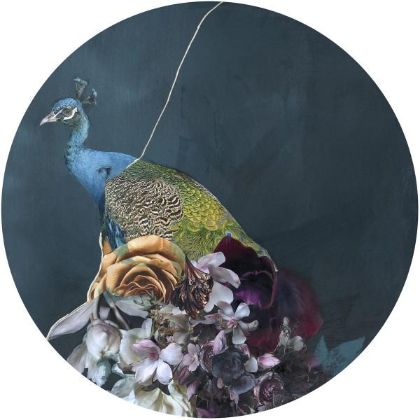 Bild Malerifabrikken 'Haute Couture 10' Circle Art