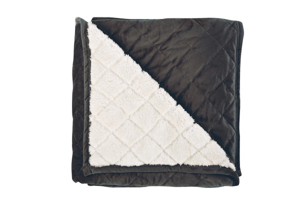 """Milton"" Quilt Throw"