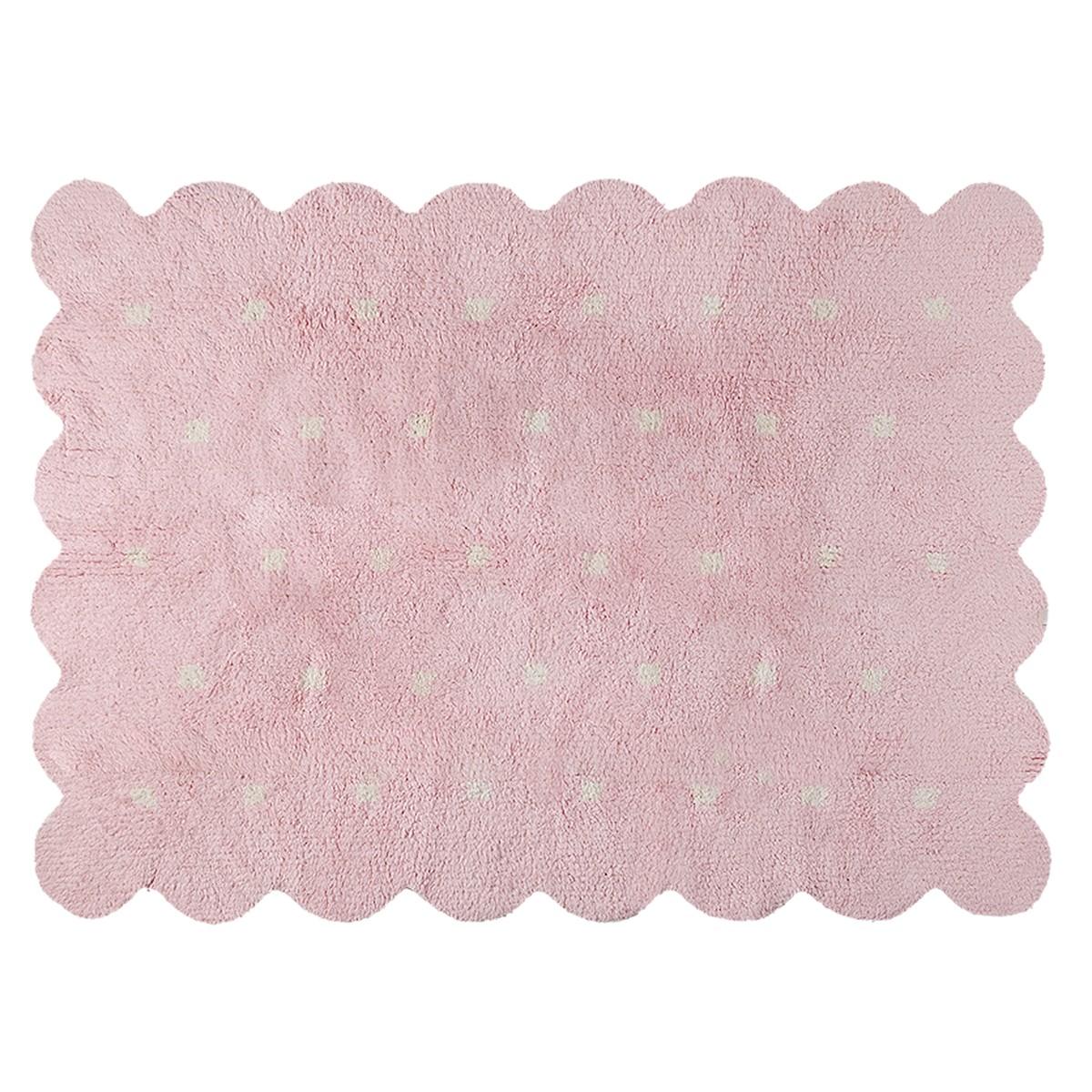 """""""Galleta"""" 120 x 160 cm - biscuit pink"""