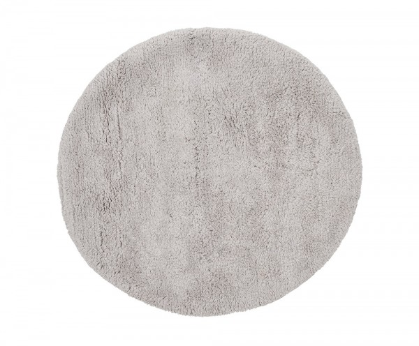 Badvorleger Eightmood 'Luna' 60cm grau