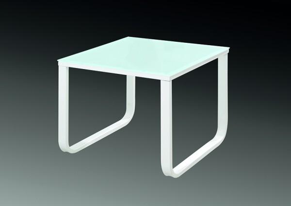 """""""White 1"""" Beistell Tisch"""