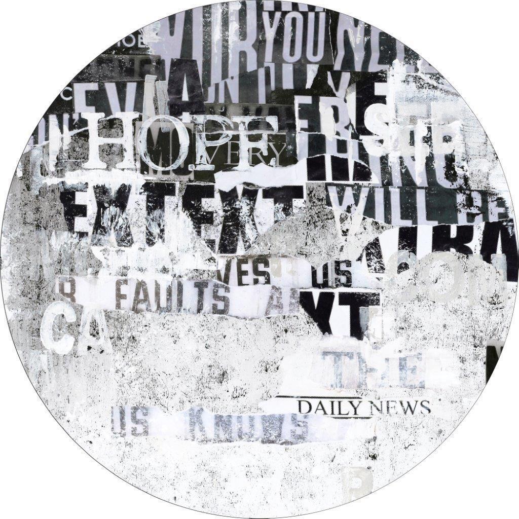 Wandbild Malerifabrikken 'Hope' Circle Art
