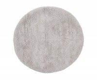 Badvorleger Eightmood 'Luna' 60cm grau